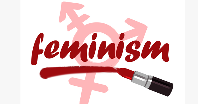 Image result for western neo-feminist ideology
